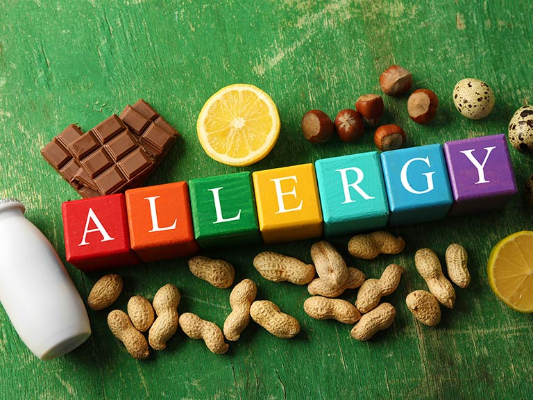Lista Alergeni